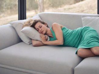 Slapen met contactlenzen