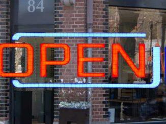 Anna M Eyewear Amsterdam open